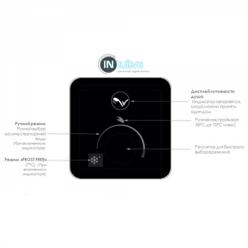 Водонагреватель (бойлер) Atlantic Vertigo MP 080 F220-2E-BL в интернет магазине TECHNO-FAVORITE