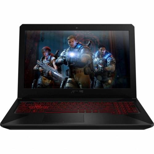 Ноутбук ASUS TUF Gaming FX504GE Black (FX504GE-EN076T)