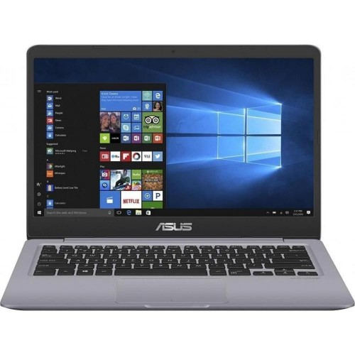 Ноутбук ASUS VivoBook 14 X411UN Grey (X411UN-EB160)