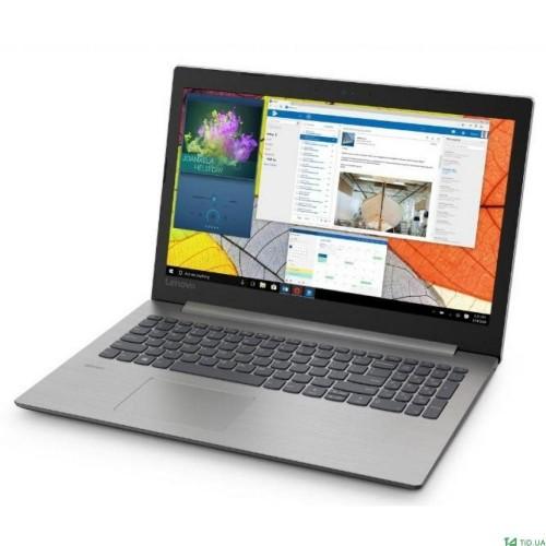 Ноутбук Lenovo IdeaPad 330-15IKB Platinum Grey (81DC00RERA)