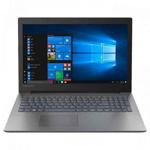 Ноутбук Lenovo IdeaPad 330-15 Onyx Black (81D100K9RA)