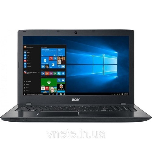 Ноутбук Acer Aspire E 15 E5-576G-37FA Obsidian Black (NX.GVBEU.066) Новинка