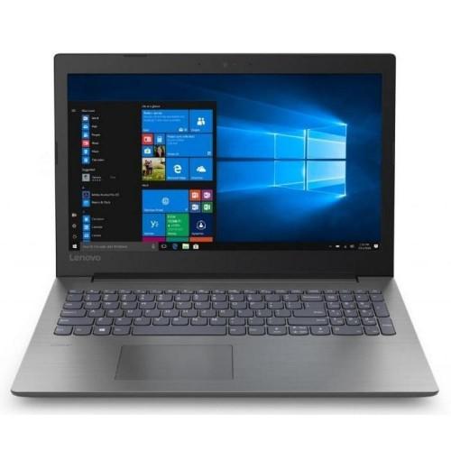 Ноутбук Lenovo IdeaPad 330-15 Onyx Black (81DC00QNRA)