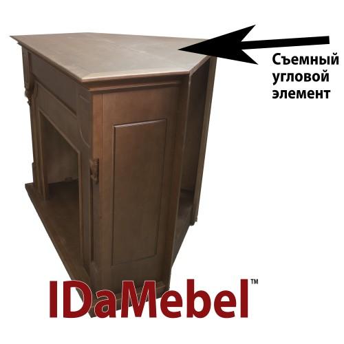 Каминокомплект IdaMebel Barcelona в интернет магазине Techno Favorite
