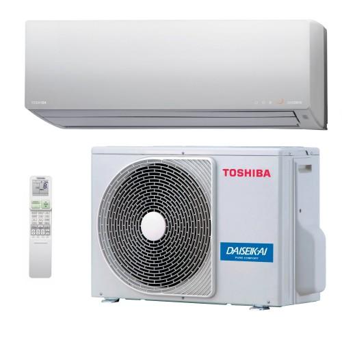 Кондиционер Toshiba RAS-25G2KVP-ND/RAS-25G2AVP-ND Серия DAISEIKAI 8 Инверторный Доставка | Монтаж | Кредит