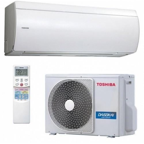 Кондиционер Toshiba RAS-13PKVP-ND/RAS-13PAVP-ND DAISEIKAI Доставка   Монтаж   Кредит