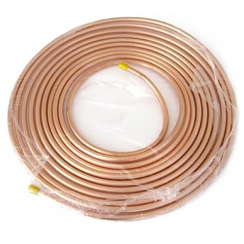 Медная труба для кондиционеров ?12 HALCOR 1/2 в интернет магазине Techno Favorite