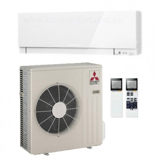 Кондиционер Mitsubishi Electric MSZ-EF50VE3W/MUZ-EF50VEDesign White в интернет магазине TECHNO-FAVORITE