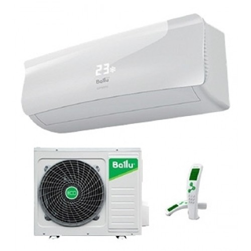 Кондиционер Ballu BSAI-09H N1 iGreen Inverter Wi-Fi в интернет магазине TECHNO-FAVORITE