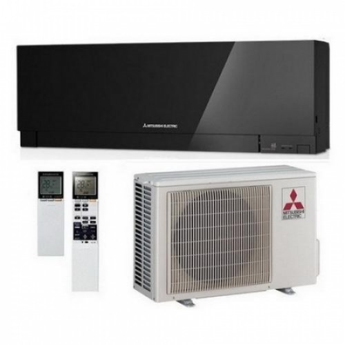 Кондиционер Mitsubishi Electric MSZ-EF25VE/MUZ-EF25VE Design Blac Доставка | Монтаж | Кредит