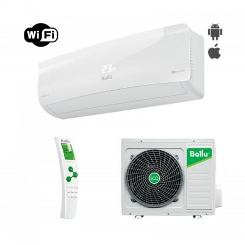 Кондиционер Ballu BSAI-18H N1 Green Inverter Wi-Fi Монтаж + магистраль в Подарок!