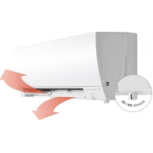 Кондиционер тепловой-насос Mitsubishi Electric MSZ-FH25VE/MUZ-FH25VEHZ Deluxe ZUBADAN Доставка | Монтаж | Кредит