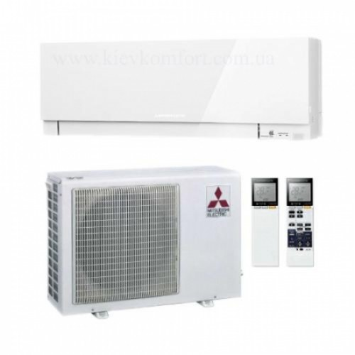 Кондиционер Mitsubishi Electric MSZ-EF35VE/MUZ-EF35VE Design White Монтаж + магистраль в Подарок!