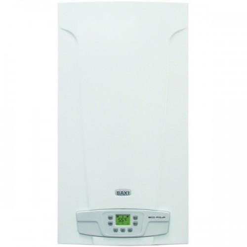Котел газовый BAXI ECOFOUR 1.140 i + датчик наружной температуры KHG 71406211 и фильтр грубой очистки в Подарок!