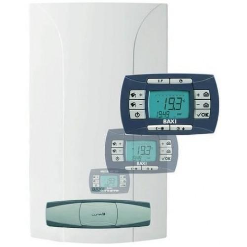 Baxi LUNA 3 COMFORT 240 i + датчик наружной температуры KHG 71406211 и фильтр грубой очистки в Подарок!