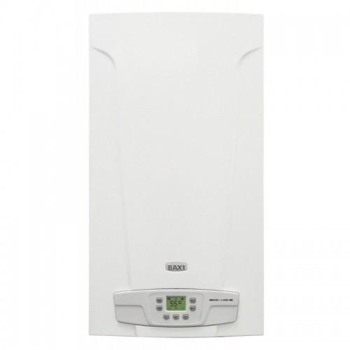 Котел газовый Baxi ECO 4s 18 F  + датчик наружной температуры KHG 71406211 и дымоход в Подарок!