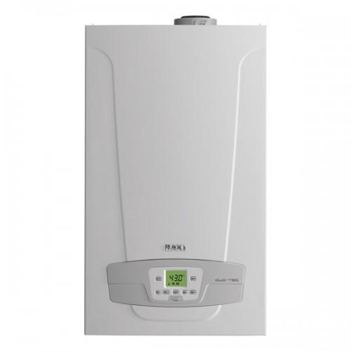 Baxi LUNA DUO-TEC 24 GA  (конденс.) + датчик наружной температуры (QAC 34) и дымоход в Подарок!