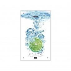 Водонагреватель (бойлер) Zanussi GWH 10 Fonte Glass Lime